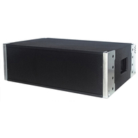 "LA-208 Dual 8"" High Effeciency Neodymium Power Mini Line Array"