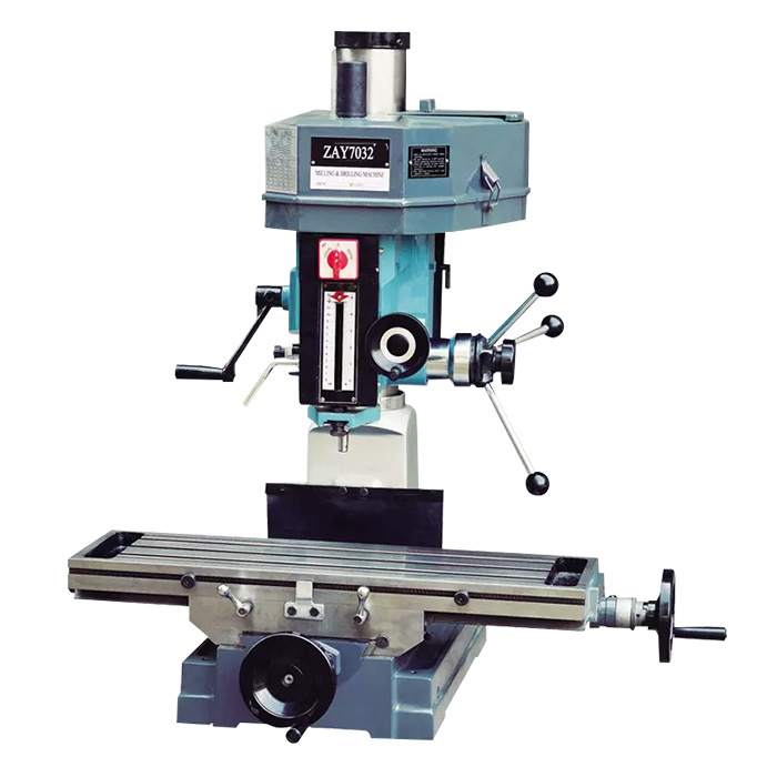 ZAY7032 Belt Driven Type And Round Column Milling Machine From China