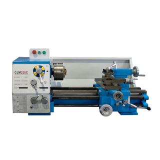 2020 New Bench Lathe Machine CJM320C with Ce Certificate
