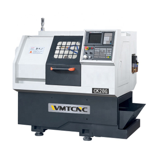 High Speed CK28G 280 Mm Cnc Lathe Machine with Linear Guide