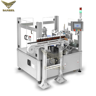 High Speed Vertical Cartoner Jars Box Cartoning Automatic Carton Packing Machine for Bottles