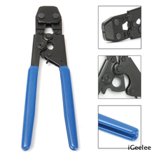 "SS-T PEX Cinch Crimp Crimper Tool for SS Clamps for 3/8"",1/2"",5/8"",3/4"",1"""