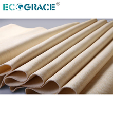Hot Gas Filtration Filter Bags Nomex Filter Cloth