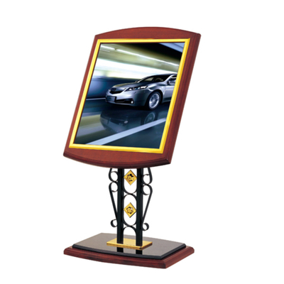 Display Stand with Marble Base for Bulletion (ZP-46)
