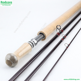 spey rod 14078-4 14ft 7/8wt