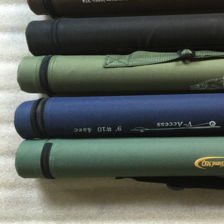 cordura fly rod tube