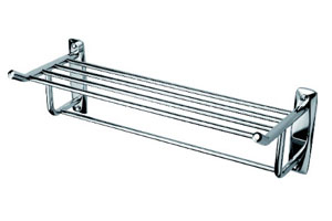 201Stainless Steel Towel Rack for Bathroom (KW-6066)