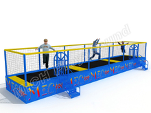 MICH Indoor Trampoline Park Design for Amusement 3065C