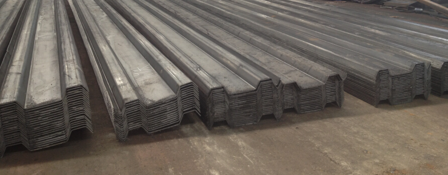Trench Sheet Piles