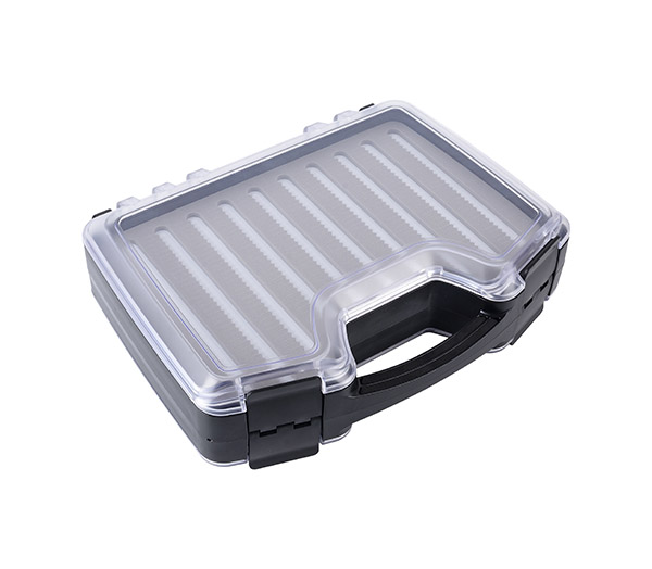 transparent waterproof ultra large fly box PB88A