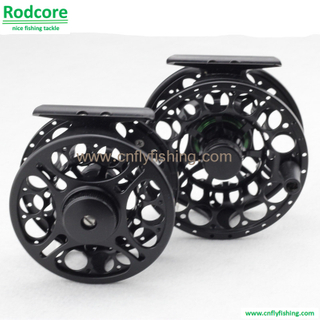 fly reeL LD ( black finish)