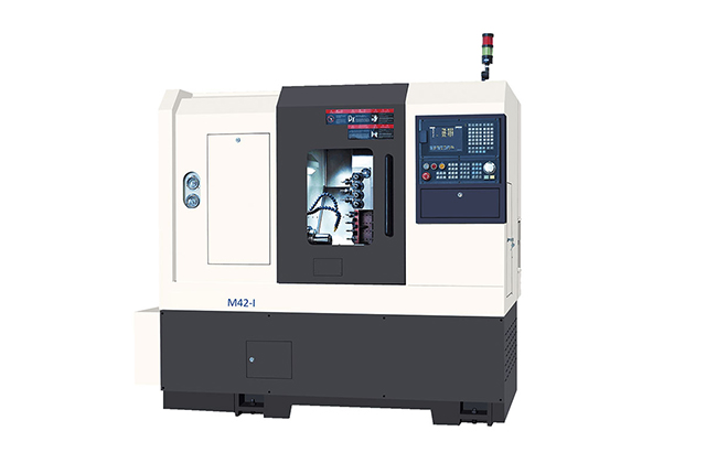 New Product- CNC Turning and Milling Machine M42-I