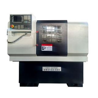 CK6132X500 Good Rigid CNC Lathe Machine with CE