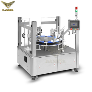 China High Speed Cartoner Paper Box Packing Machine, Bottles and Cosmetic Tubes Automatic Cartoning Machine自動裝盒機
