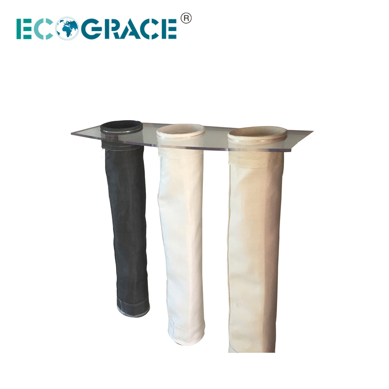 Metallurgy Industry Dust Filter With Fiberglass Filter Cloth