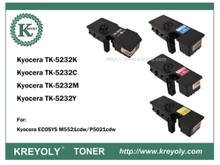 TK5230/5231/5232/5233/5234 COLOR TONER FOR ECOSYS P5021CDW/P5021CDN/M5521CDN/M5521CDW