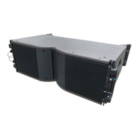 KARA Dual 8 Inch 2 vias Line Array Source Element