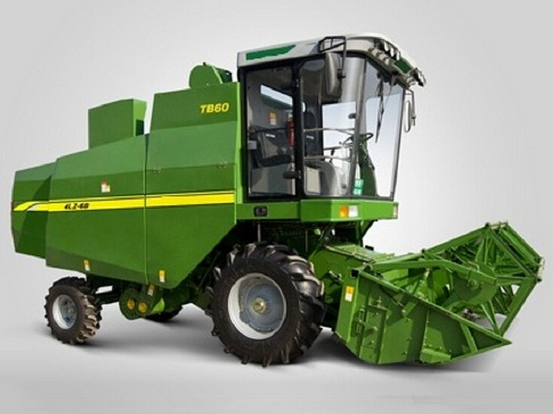 4LZ-7B Wheat Combine Harvester