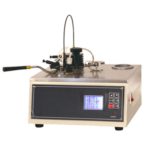 DSHD-261-1 Semi-Automatic Pensky-Martens Closed Cup Flash Point Tester