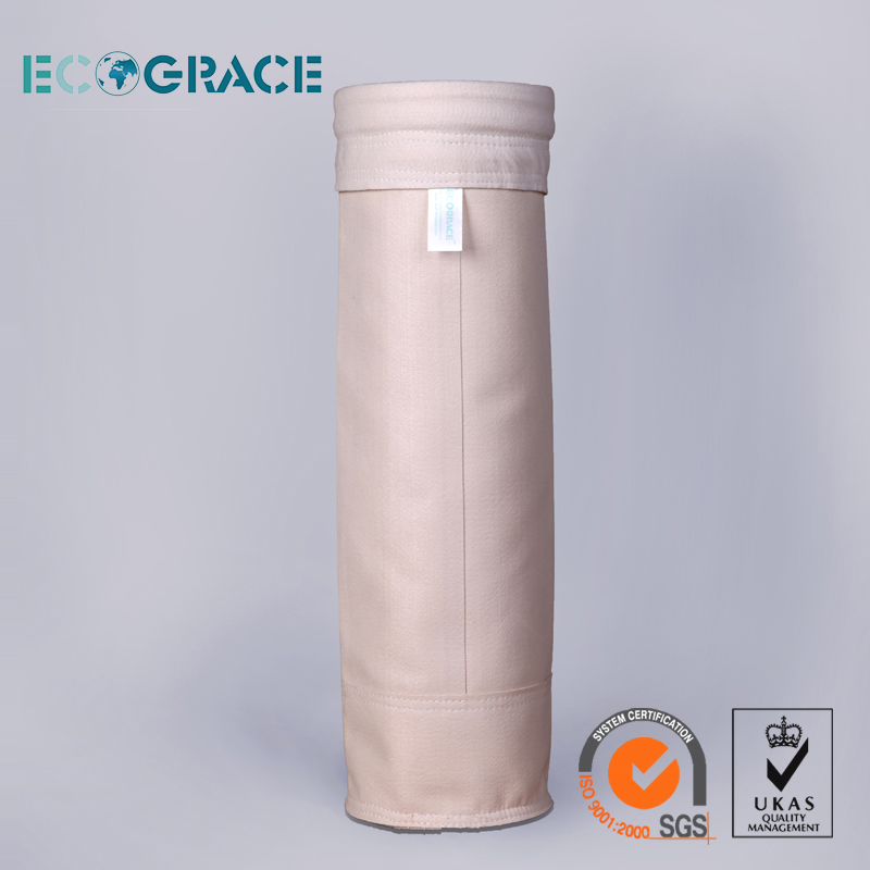 127X8065 PTFE PPS Filter Felt Dust Collector Filter Bags