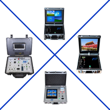 Monitor Controller for Borehole Inspection Camera System