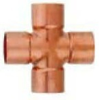 2 Inches copper pipe fittings
