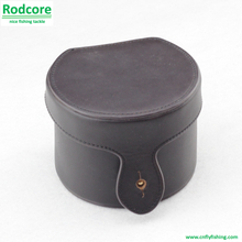 fly reel leather case