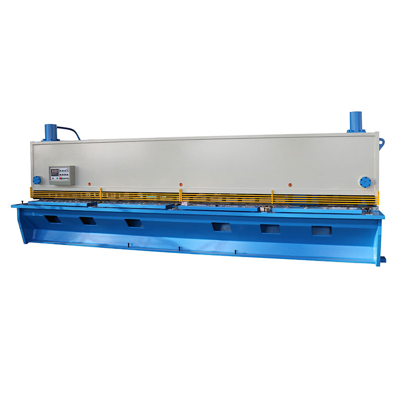 QC11Y-20X5000 20mm Thickness 5000mm Length Hydraulic Guillotine Shearing Machine
