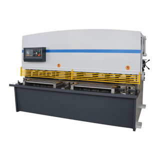 QC12Y-20X2500 Hydraulic Metal Shear for Cutting Plate