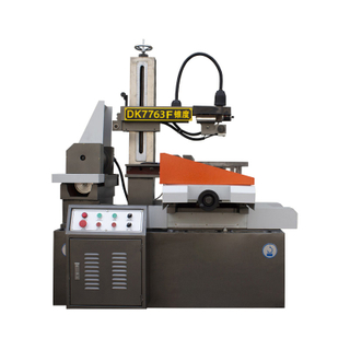 DK7763F High Precision Metal Wire Cutting Machine with Worktable Size 1350X750mm