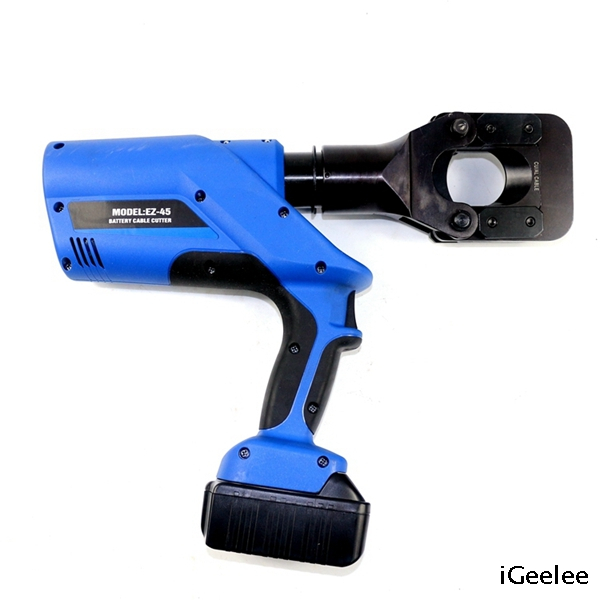 Wire Cutting Tools EZ-45 with Battery Powered for Cutting Cu/Al And Armored Cable