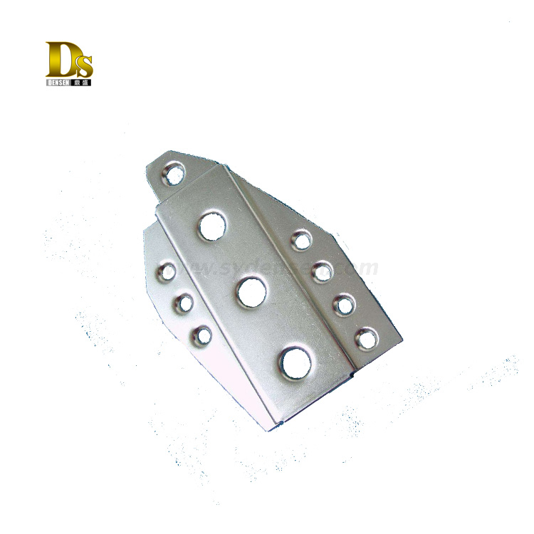 Stainless Steel And Aluminum Precision Casting Train Parts