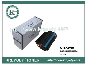 C-EXV 40 Toner Cartridge for Canon IR-1133//1133A/ 1133IF