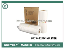 Ricoh DX3442 Master for CP6301