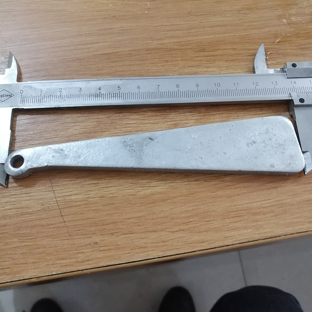 Ringlock Andamio Ledger Wedge
