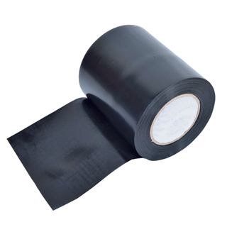 T100 Petrochemical PE Anti-corrosion wrapping tape for overhead pipelines