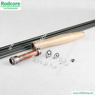 fly rod blank building combo