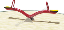 Outdoor Plastic Children Seesaw 1119A
