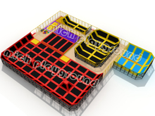 MICH Indoor Trampoline Park Design for Amusement 5114A