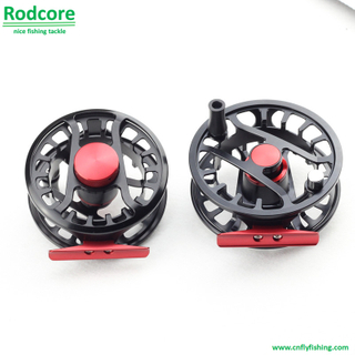 lite weight waterproof fly reel SM
