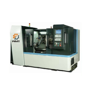 CK48T 45 Degree Slant Bed CNC Lathe for Thread Cutting