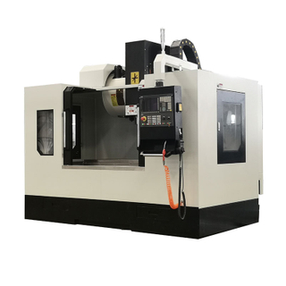 High Speed Vertical Machining Center VH11 with 24pcs Tool Magazine