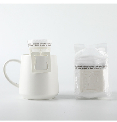 disposable cup hanging ear drip coffee filter bag