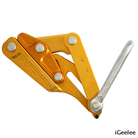 LGJ 25-70 Mini Cable Clamp Tool SLK-1 with High-strength Aluminum Alloy Forging,light Weight