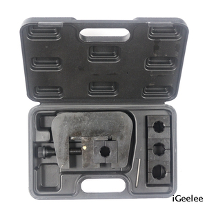 Manual A/C Hose Crimper kit AG-7843B is applicable for beadlocking fitting