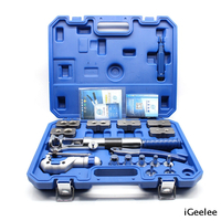 "WK-400 Refrigeration Tool Hydraulic Flaring Tool Kit Range From 5-22mm Or 3/16"" To 7/8"""