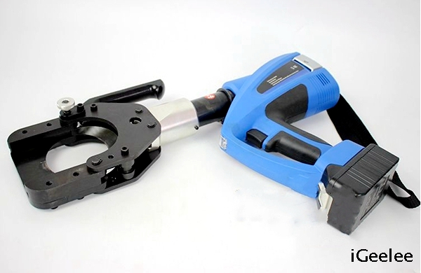 Battery Cable Cutter BZ-85 for Φ85mm Cu/Al Cable And Armoured Cable