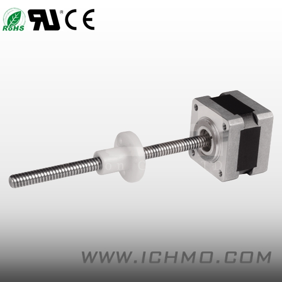 NEMA 14 Linear Stepper Motor