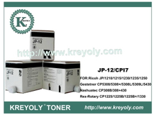 Ricoh JP12/CPI7 Digital Ink for JP1250