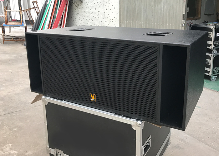 Sanway High-Power Large Format Sub-Bass Cabinets For Versatile ...